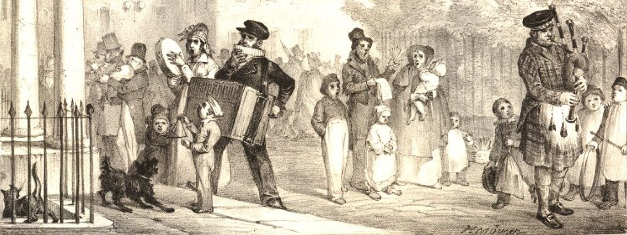 Music in London 1800-1851